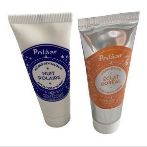 POLAAR Polar Night Mask & Northern Light Cream